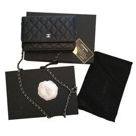 Chanel-Wallerton chain-Noir