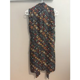 Isabel Marant-Robes-Multicolore