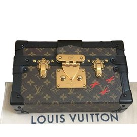 Louis Vuitton-Petit malle-Marron