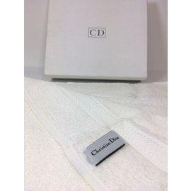 Christian Dior-Small hand towel-White