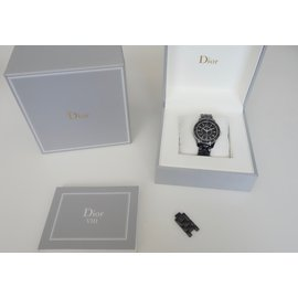 Dior-Montre viii automatique-Noir