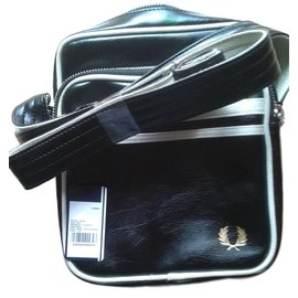 Fred Perry-Wallets Small accessories-Black