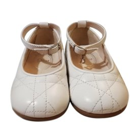 Dior-Chaussons-Blanc