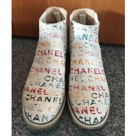 Chanel-Bottines-Autre