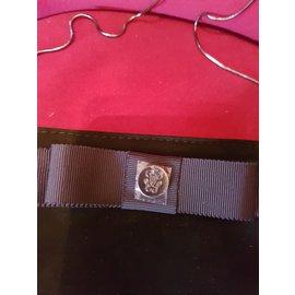 Autre Marque-Pochette cadeau VIP Guerlain-Noir