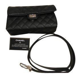 Chanel-Uniform beltbag-Black