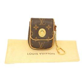 Louis Vuitton-sublime bijoux de sac Tulum-Marron