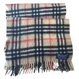 Burberry-Foulards-Multicolore