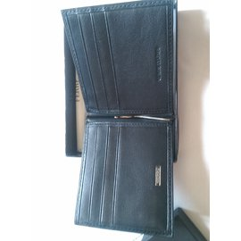 Ferré Milano-Wallets Small accessories-Black