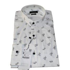 Zara-Chemises-Blanc