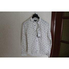 Zara-shirts-White