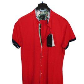 Zara-Polos-Red