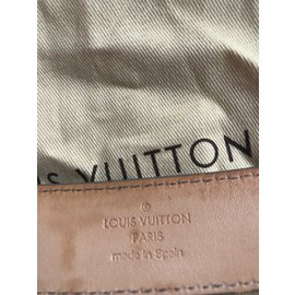 Louis Vuitton-Ceintures-Blanc