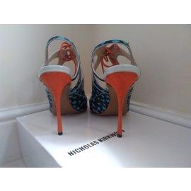Nicholas Kirkwood-Heels-Multiple colors
