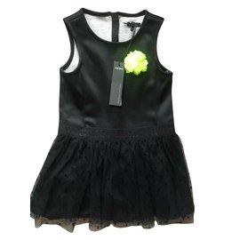 Ikks-Dresses-Black