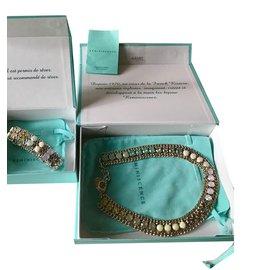 Reminiscence-Parure Pastel multicolore collier et bracelet Reminiscence-Métallisé
