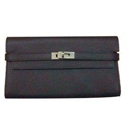 Hermès-wallets-Black