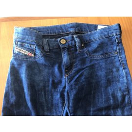 Diesel-Pants-Blue