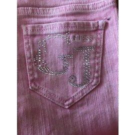 Guess-Pants-Pink