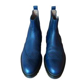 Hermès-Brighton-Bleu Marine