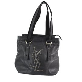 Yves Saint Laurent Handbags Black