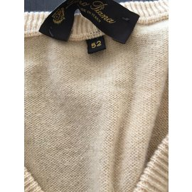 Loro Piana-Sweaters-Yellow