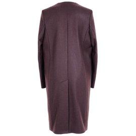 Victoria Beckham-wool coat-Other