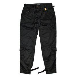 Dolce & Gabbana-Pantalons homme-Noir
