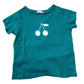 Bonpoint-Tops Tees-Green