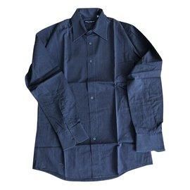 Dolce & Gabbana-Chemises-Gris