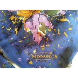 Missoni-Foulards-Multicolore