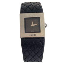 Chanel-MATELASSEE-Noir