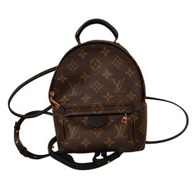 Louis Vuitton-Sacs à dos-Multicolore