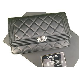 Chanel-Purse-Black