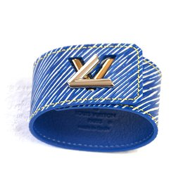 Louis Vuitton-Bracelets-Bleu