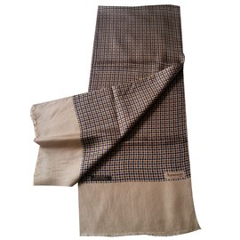 Aquascutum-Men Scarves-Multiple colors