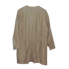 Chloé-Jumpsuits-Brown