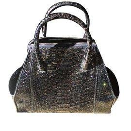 La Perla Handbags Black