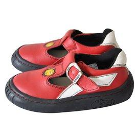 Autre Marque-Sandales enfant-Rouge