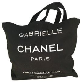 Chanel-Cabas VIP-Noir