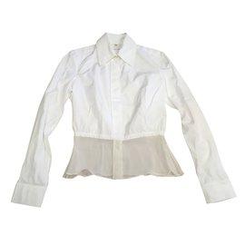 Hermès-Tops-White