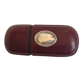 Autre Marque-Wallets Small accessories-Dark brown