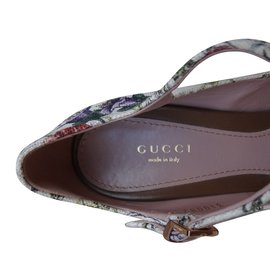 Gucci-Escarpins-Multicolore