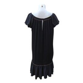 Fendi-Robes-Noir