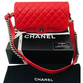 Chanel-Timeless-Rouge
