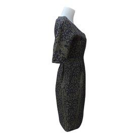 Gucci-Robes-Noir,Kaki
