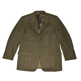 Ermenegildo Zegna-Blazers Jackets-Green