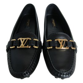 Louis Vuitton-Mocassino Oxford-Noir