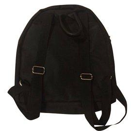 Chanel-Backpacks-Black
