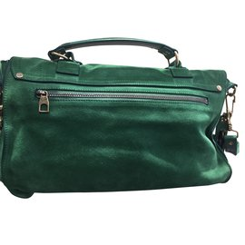 Proenza Schouler-Handbags-Green
